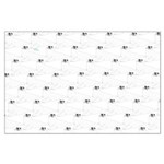 Baby Harp Seal Pattern Posters