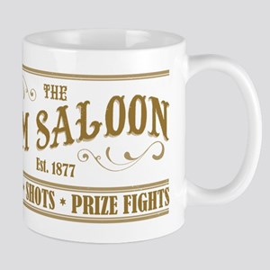 Deadwood The Gem Saloon Mugs