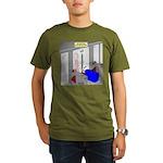 An American Suitcase Organic Men's T-Shirt (dark)