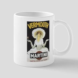 Vermouth Martini Vintage Ad Mug