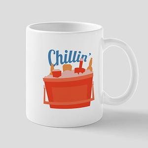 Chillin Ice Chest Mugs