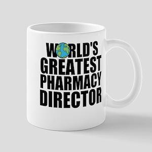 World's Greatest Pharmacy Director Mugs