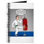 Karate Kick Dilemma Journal
