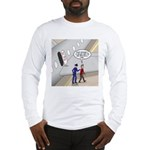Airplane Exit Long Sleeve T-Shirt