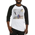Airplane Exit Baseball Jersey