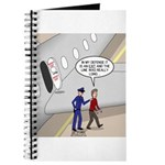Airplane Exit Journal
