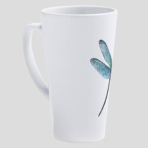Dragonfly 17 oz Latte Mug