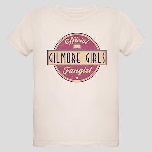 Official Gilmore Girls Fangirl Organic Kid's T-Shi