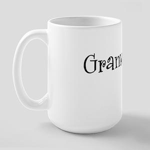Grammy With Heart Large Mug