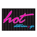 HotStation Postcards (Package of 8)