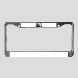 I cannot tell a lie! License Plate Frame