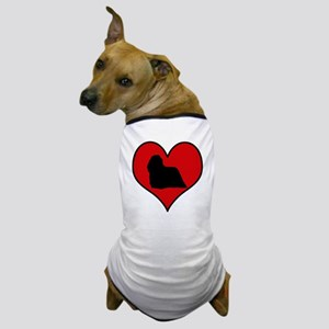 Komondor heart Dog T-Shirt