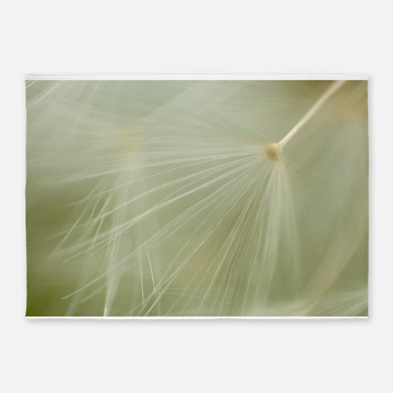 Soft Dandelion 5'x7'Area Rug