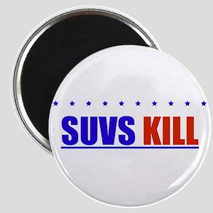 """SUVS KILL (10 PACK) 2.25"""" Magnet"""
