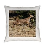 Flying Fawn Everyday Pillow