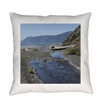 Shelter Cove Beach Everyday Pillow