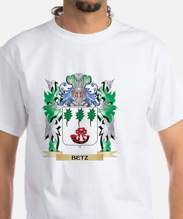 Betz Coat of Arms - Family Crest T-Shirt