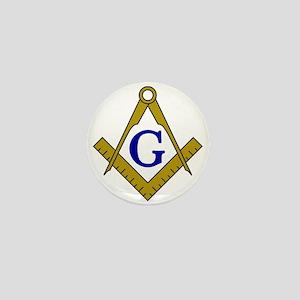 Masonic Mini Button