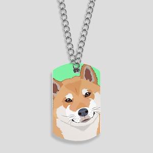 Shiba Inu Dog Tags