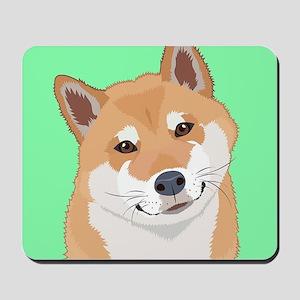 Shiba Inu Mousepad