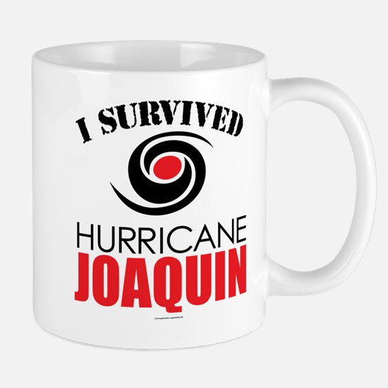 I Survived Hurricane Joaquin Mugs