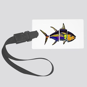 FRAGMENTED VIEW Luggage Tag