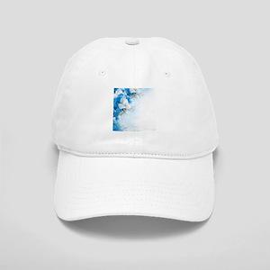 c9f1e18abdf Blue Hydrangea Hats - CafePress