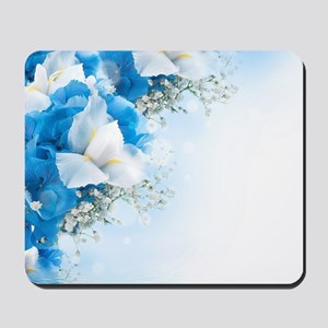 Beautiful Floral Mousepad