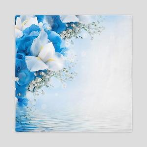 Beautiful Floral Queen Duvet