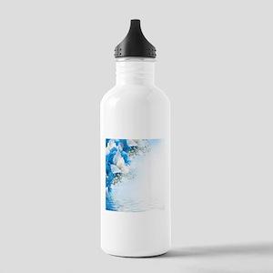 Beautiful Floral Water Bottle