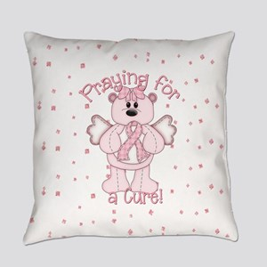 Praying For A Cure Everyday Pillow