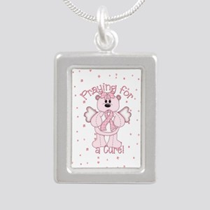 Praying For A Cure Necklaces