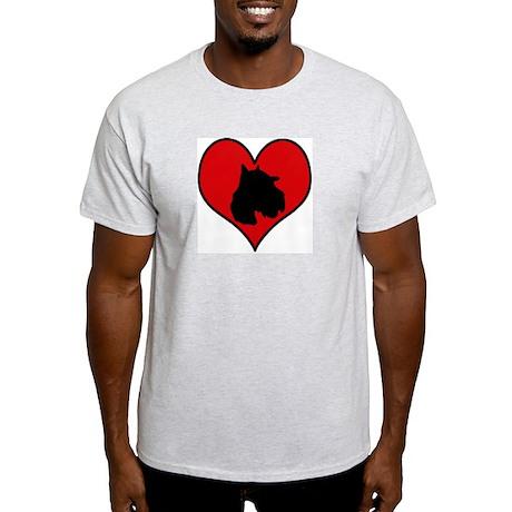 Schnoodle heart Light T-Shirt