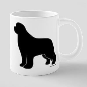 Newfoundland Silhouette Mugs