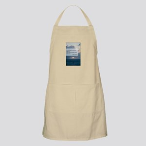 What a Real Friend Is BBQ Apron