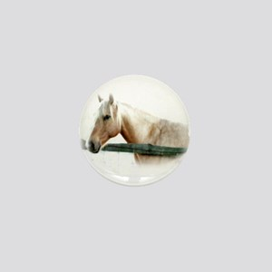 Horse Photography Mini Button