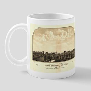 Brockton ,Massachusetts. 188 Mug