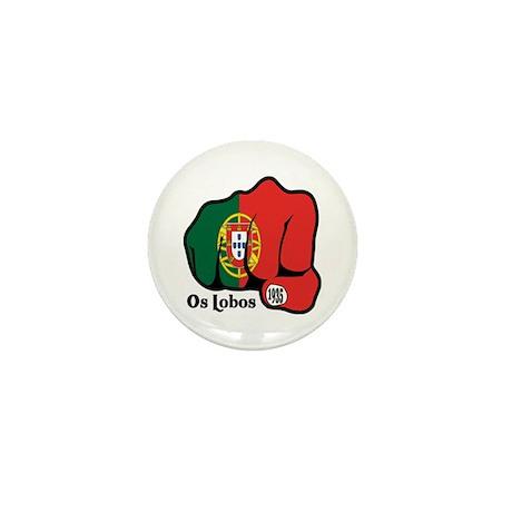 Portugal Fist 1935 Mini Button (100 pack)