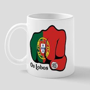 Portugal Fist 1935 Mug