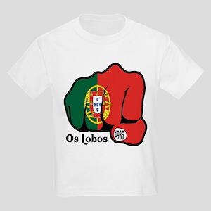 Portugal Fist 1935 Kids Light T-Shirt