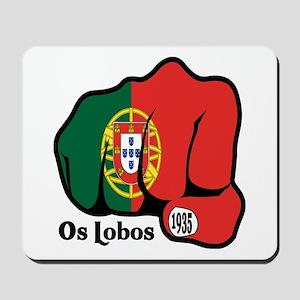 Portugal Fist 1935 Mousepad