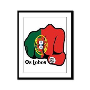 Portugal Fist 1935 Framed Panel Print