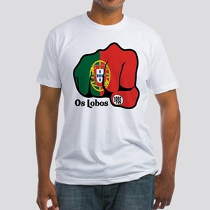 Portugal Fist 1935 Fitted T-Shirt