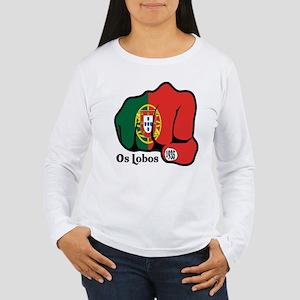 Portugal Fist 1935 Women's Long Sleeve T-Shirt