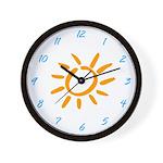HotStation Wall Clock