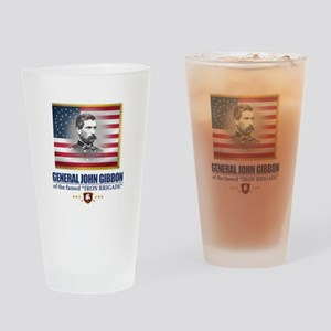 Gibbon (C2) Drinking Glass