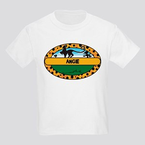 ANGIE - safari Kids Light T-Shirt