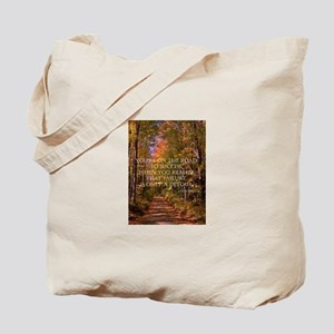 The Road to Success Tote Bag