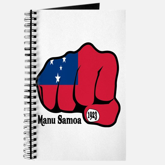 Samoa Fist 1923 Journal