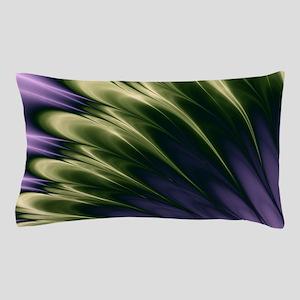 Amazing Violet Feathers Pillow Case